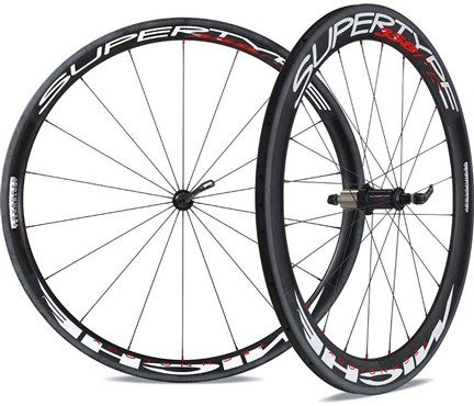 Image of Miche Supertype 358 Tubular Wheelset