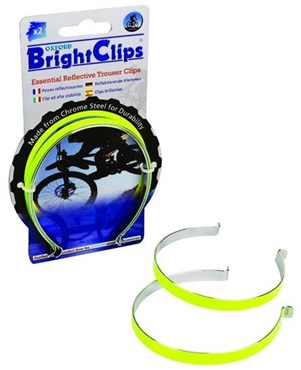 Image of Oxford Bright Clips Reflective Trouser Clips