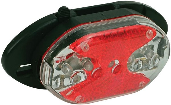 Image of Oxford Carrier Fit 5 LED Rear Light