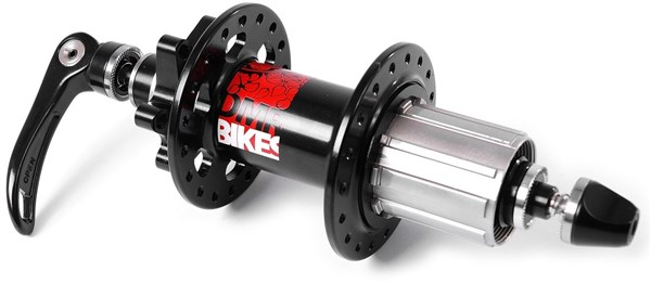 Image of DMR 6 Pawl 9 Speed 9mm Cassette Hub