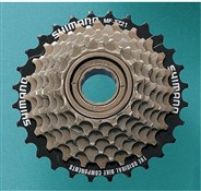 TZ21 7 Speed Multiple Freewheel