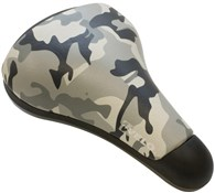 Cammo Dirt Jumping Saddle