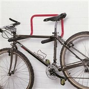 Mottez 2 Bikes Fixed Wall Mount Storage Rack