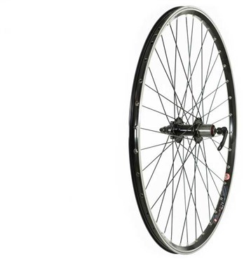 Tru-Build 700c Mach 1 CFX Alloy Rim Rear Wheel