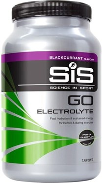 Image of SiS GO Electrolyte Drink Powder - 1.6 Kg Tub