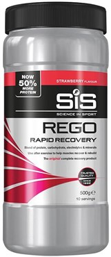 Image of SiS Rego Rapid Recovery Powder Drink - 500g Tub