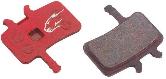 Jagwire Steel Disc Brake Pads Semi Metallic