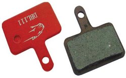 Steel Disc Brake Pads Semi Metalic