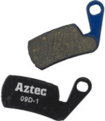 Product image for Aztec Organic Disc Brake Pads For Magura Marta Callipers