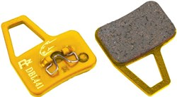 Alloy Disc Brake Pads Semi Metalic