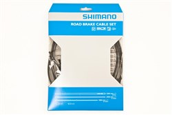 Product image for Shimano Road Brake Cable Set with Stainless Steel Inner Wire