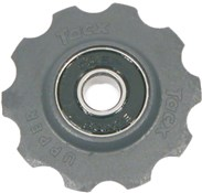 Product image for Tacx Jockey Wheels Stainless Steel Bearings (fits 7/8spd Shimano and 8/9/10spd Campag)
