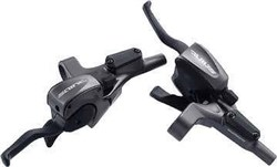 Product image for Shimano Saint M800 STI Lever Set