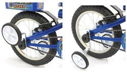 Flip Up Training Wheels