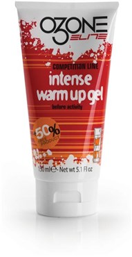 Elite O3one Thermogel Forte Warming Cream 150 ml Tube