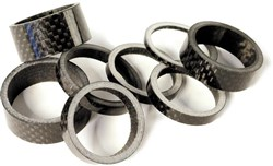 Product image for M Part Carbon Fibre Headset Spacer 1 Inch