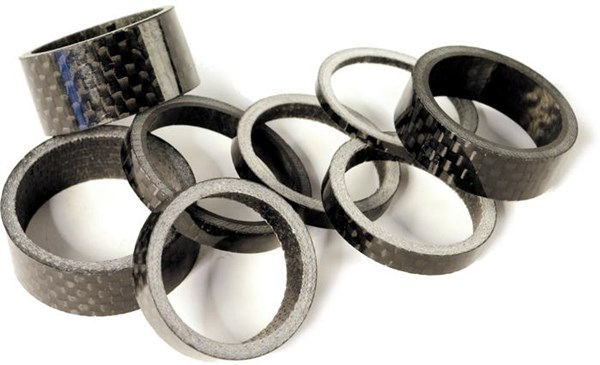 M Part Carbon Fibre Headset Spacer 1 Inch