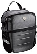 Hard Shell Rear Pannier Bag (Double Layer)