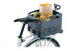Trolley Tote Folding Basket
