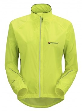 Montane Featherlite Velo H20 Womens Waterproof Cycling Jacket