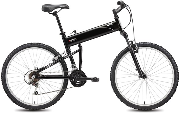 Montague Swiss Bike X50 2011 - Folding Bike