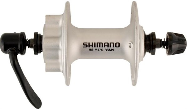 Image of Shimano Deore 6 Bolt Disc Front Hub HBM475