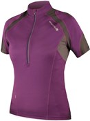 Hummvee Womens Short Sleeve Cycling Jersey