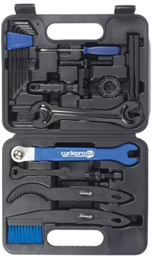 Cyclepro 19 Piece Tool Kit