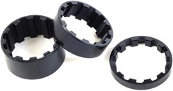 Splined Alloy Headset Spacers 1 Inch