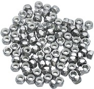 M Part Nyloc Stainless Steel Nuts Pack Of 100