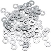 Flat Stainless Steel Washer Pack Of 100