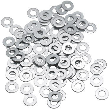 Image of M Part Flat Stainless Steel Washer Pack Of 100