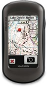 Oregon 550 Mapping Handheld GPS Unit