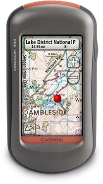 Garmin Oregon 450 Mapping Handheld GPS Unit