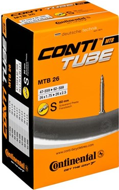 Image of Continental MTB 26 inch Inner Tube
