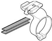 Handlebar Bracket Centre Mount for Cordless 2/3/7 Computers