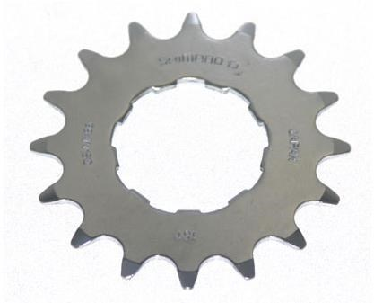Image of Shimano DXR DX Single Sprocket CSMX66