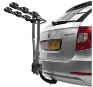 Product image for Peruzzo Arezzo Towball 3 Bike Car Carrier / Rack