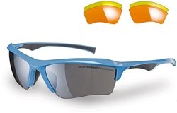Odyssey Sunglasses With 3 Interchangeable Lenses