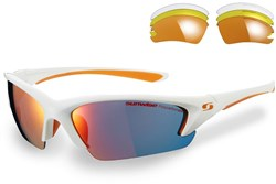 Equinox Sunglasses With 4 Interchangeable Lenses