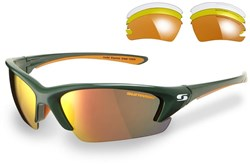 Sunwise Equinox Sunglasses With 4 Interchangeable Lenses
