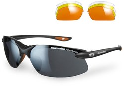 Windrush Sunglasses With 4 Interchangeable Lenses