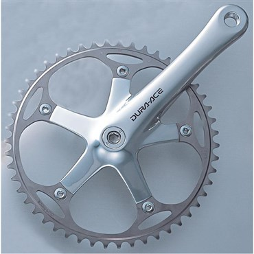 Image of Shimano FC-7710 Dura-Ace Track Crankset without Chainring