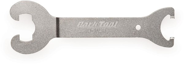 Park Tool HCW11 - Slotted Bottom Bracket Adjusting Cup Wrench 16 mm