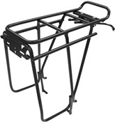 Transalp Disc Rear Pannier Rack