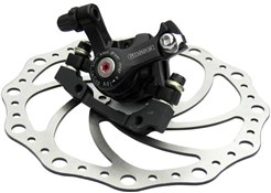 Gusset Chute Disc Brake