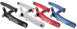 Product image for Gusset TAF24 Alloy 2 Piece Cranks