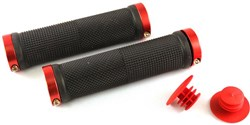 Product image for Clarks Vice Lock-on Handle Bar Grip