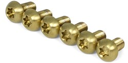 Product image for A2Z Ti Rotor Screws - 6 Pack