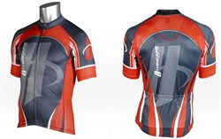 Equipe Short Sleeve Cycling Jersey